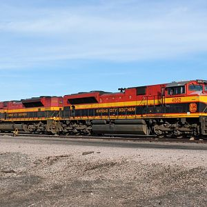KCS 4052 Council Bluffs Iowa