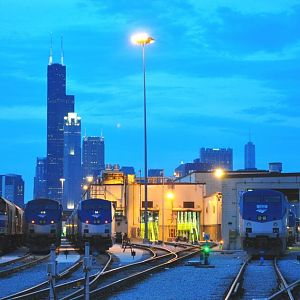 Amtrak Chicago