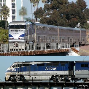 Oceanside Surfliner