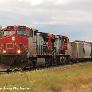 CN Light Traffic