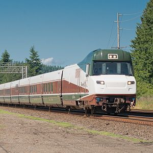 Amtrak Cascades Train #507