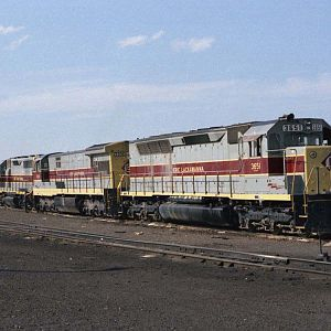 Erie-Lackawanna 3651