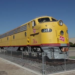 Milwaukee Road 36A E9A