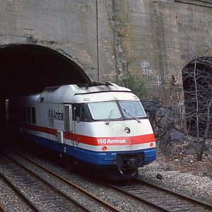 Amtrak Turbo 150