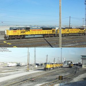 UP 8159 SD9043MAC