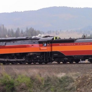 Railfanning Vancouver WA, Stevenson, & SP #4449 Chase!!! April 9th 2018