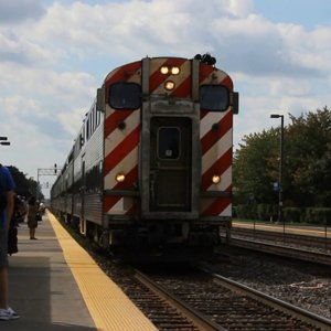 BNSF Racetrack: Naperville,Illinois Part 2 of 2