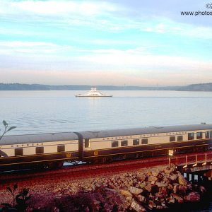 American Orient Express in Steilacoom, WA