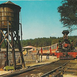 Swamp Rabbit Railroad