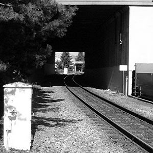 Black and White Trackwork