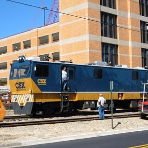 CSX GRMS 1 receives orders