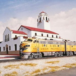 Union Pacific Boise Depot