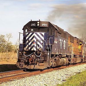 NS'S Alabama Division Columbus District