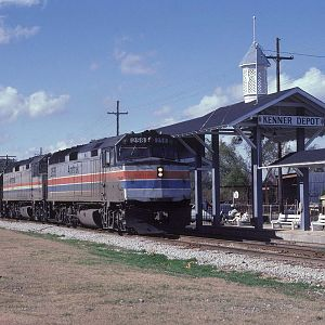Amtrak's City at Kenner