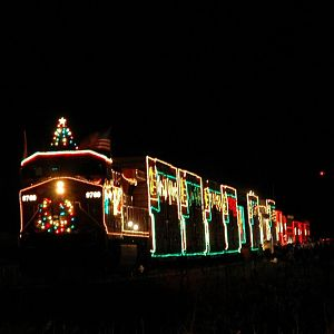 CPR Holiday Train