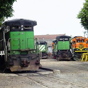 Second Hand Locos to be Refurbished