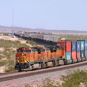 Intermodal at Fenner