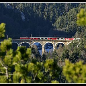 Semmering Viaduct Peek