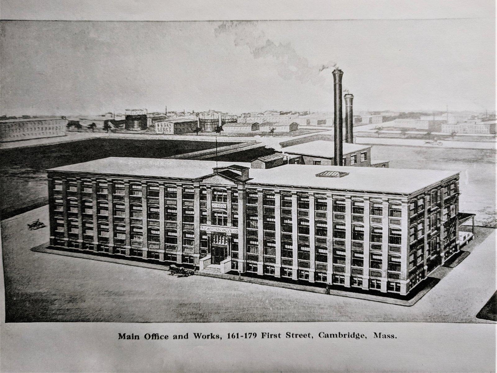 Cambridge factory 1907.jpg