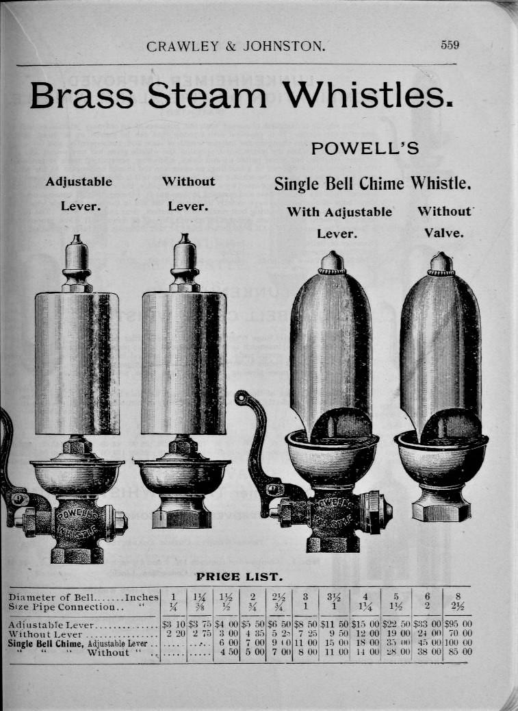 Crawlwy & Johnston catalog  1901   whistles.jpg
