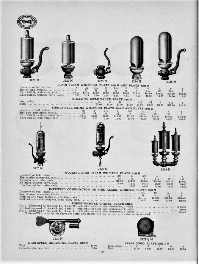 N.O. Nelson Manufacturing Company  1922   whistles.jpg