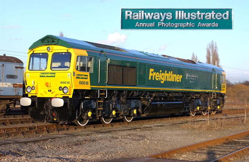 66618 Railways Illustrated | RailroadForums com - Railroad