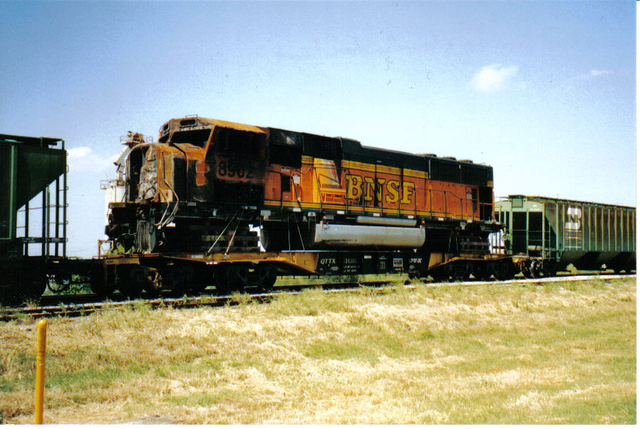BNSF 8902 SIDE | RailroadForums com - Railroad Discussion Forum and
