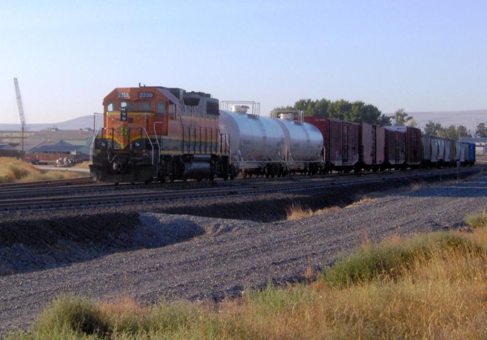 BNSF at Big Pasco   RailroadForums com - Railroad Discussion