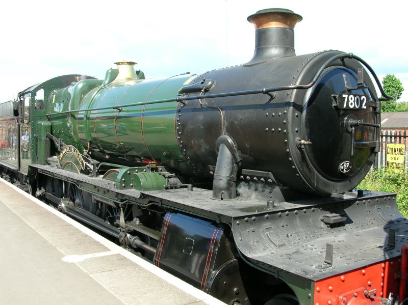 BR 7802 Bradley Manor | RailroadForums.com - Railroad Discussion Forum and  Photo Gallery