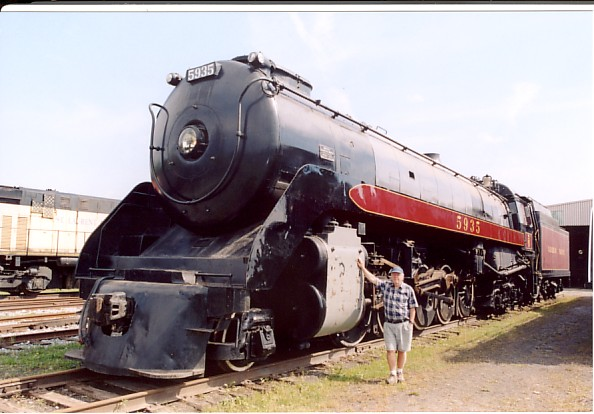 CPR 5935 2-10-4 Selkirk | RailroadForums.com - Railroad Discussion Forum  and Photo Gallery