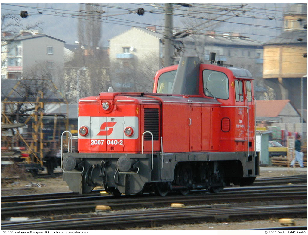 OBB 2067 | RailroadForums.com - Railroad Discussion Forum and Photo Gallery