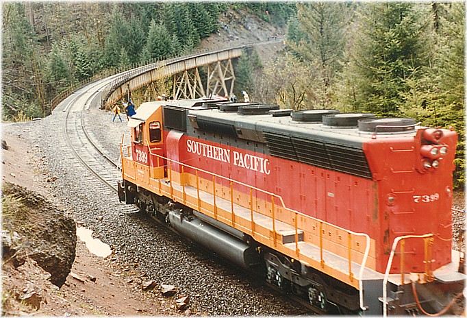 SP 7399 | RailroadForums com - Railroad Discussion Forum and