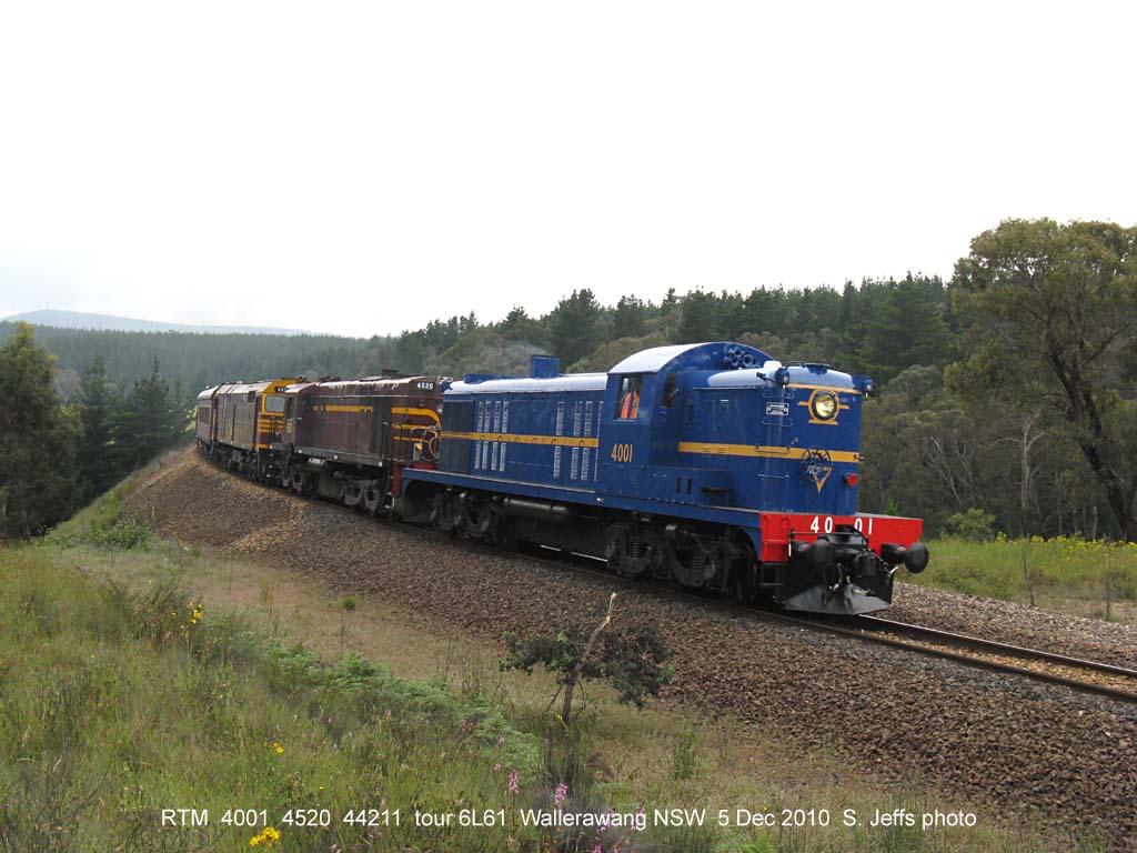 Steves downunder trains | RailroadForums com - Railroad