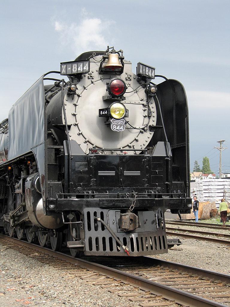 Union Pacific 844   RailroadForums.com - Railroad Discussion Forum and  Photo Gallery